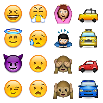 Emoji Unicode Characters For Use On The Web